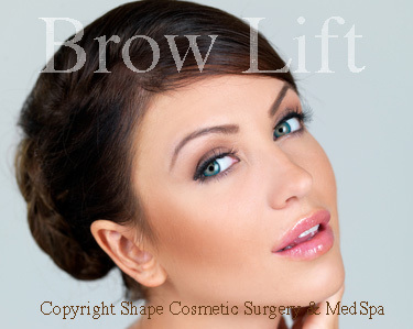 Brow Lift Surgery Spokane and Tri Cities, WA