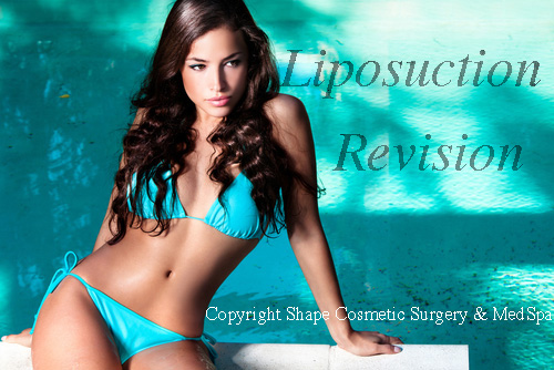 Liposuction Revision Plastic Surgery Spokane and Tri Cities, WA