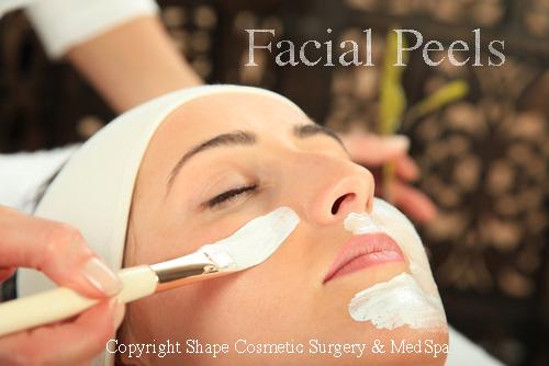 Facial Peels Spokane and Tri Cities, WA