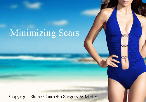 Minimizing Scars Plastic Surgery Spokane and Tri Cities, WA