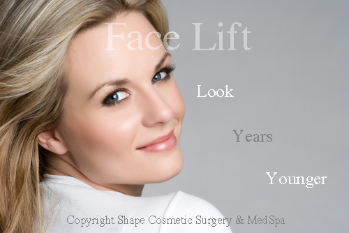 Face Lift Surgery Spokane and Tri Cities, WA