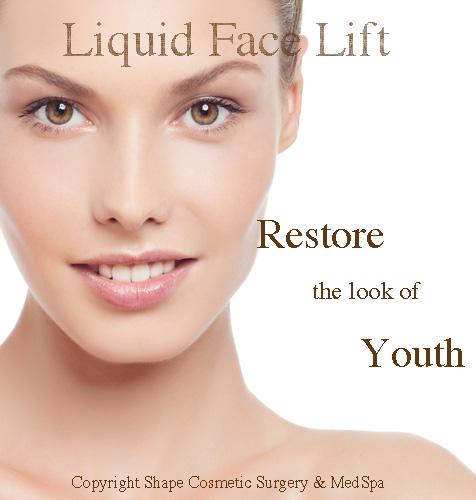 Liquid Face Lift Spokane and Tri Cities, WA