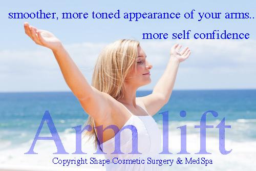 Arm Lift Surgery Spokane and Tri Cities, WA